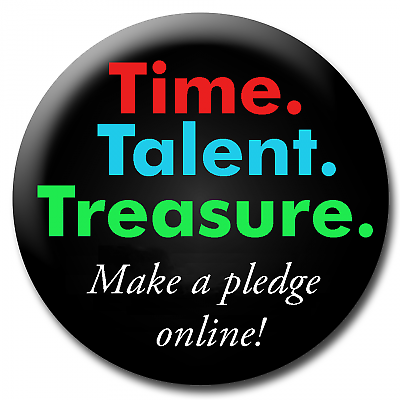 time talent and treasure
